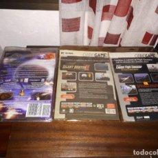 Videojuegos y Consolas: 74-LOTE DE JUEGOS PC. Lote 221897845
