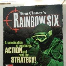 Videojogos e Consolas: TOM CLANCY'S RAINBOW SIX PC BIG BOX KREATEN. Lote 222413698