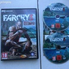 Jeux Vidéo et Consoles: FARCRY 3 DVD ROM FAR CRY PC KREATEN. Lote 222414468