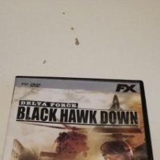 Videogiochi e Consoli: G-47 PC CD ROM DELTA FORCE BLACK HAWK DOWN. Lote 222580638