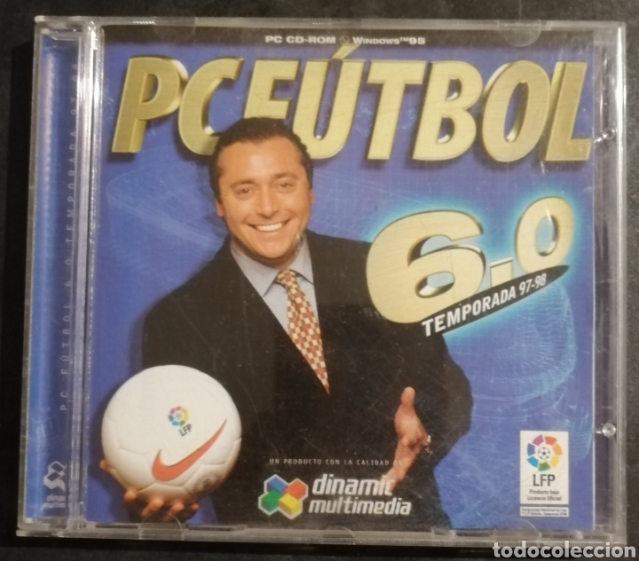 PC FÚTBOL 6.0 (Juguetes - Videojuegos y Consolas - PC)