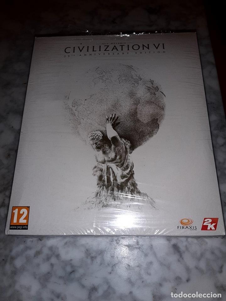 JUEGO CIVILIZATION VI FIRAXIS GAMES 25TH ANNIVERSARY EDITION (Juguetes - Videojuegos y Consolas - PC)