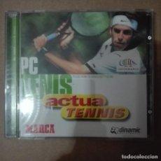 Videojuegos y Consolas: JUEGO TENIS - PC. Lote 223511075