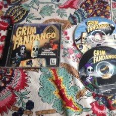 Videogiochi e Consoli: GRIM FANDANGO PC. Lote 267720244