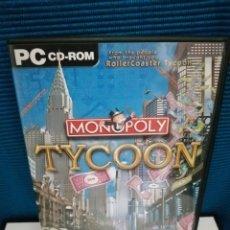 Videojuegos y Consolas: JUEGO PC MONOPOLY TYCOON. Lote 224675433