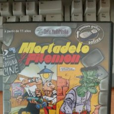 Videojuegos y Consolas: MORTADELO Y FILEMON, CD-ROM. Lote 226012760