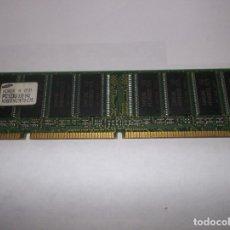 Videojuegos y Consolas: PC MEMORIA SAMSUNG 128MB PC133U ORDENADOR. Lote 226064550