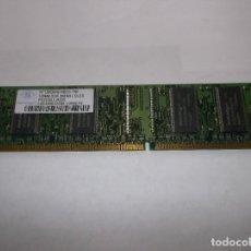 Videojuegos y Consolas: PC MEMORIA NANYA 128MB PC2100U DDR-266MHZ ORDENADOR. Lote 226069840