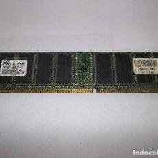 Videojuegos y Consolas: PC MEMORIA SAMSUNG 256MB DDR PC2100U CL2.5 ORDENADOR. Lote 226073355