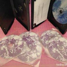 Videojuegos y Consolas: MYST Y RIVEN - PC - AÑO 2000 - REDORB Y MATTEL. Lote 226232450