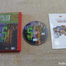 Videojuegos y Consolas: CAPITALISM PLUS JUEGO PC EN CASTELLANO. Lote 227704315
