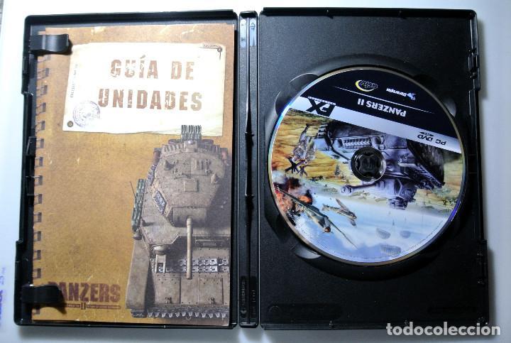 Videojuegos y Consolas: PC DVD ROM JUEGO PANZERS II , JUEGO PARA PC , INCLUYE MANUAL DE JUEGO - Foto 2 - 228340510