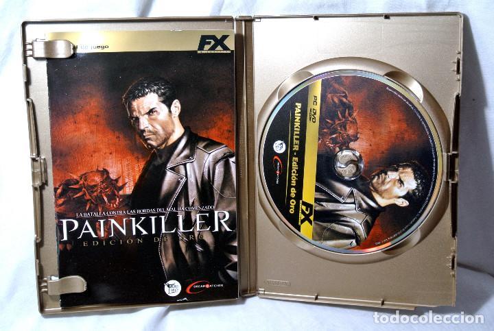 Videojuegos y Consolas: PC DVD ROM PAINKILLER EDICION DE ORO, JUEGO PARA PC , INCLUYE MANUAL DE JUEGO - Foto 2 - 228343925