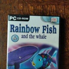 Videojuegos y Consolas: RAIBOW FISH AND THE WHALE - CD PC-. Lote 228630180