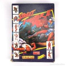 Videojuegos y Consolas: STREET FIGHTER II ERBE ESPAÑA CAPCOM U.S GOLD 1992 CHUN LI DALSHIM HONDA DISKETTE 3½ DISK IBM DOS PC. Lote 228997175