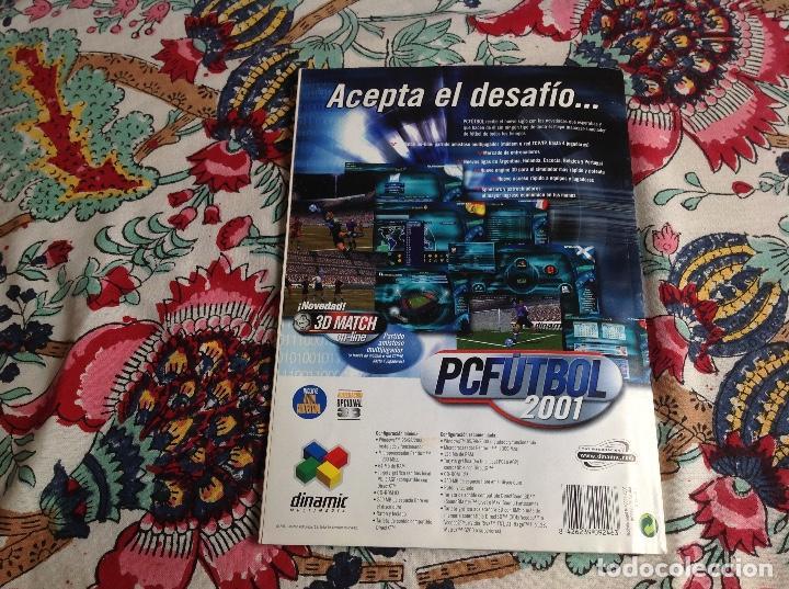 Videojuegos y Consolas: 10 GUIA PC FÚTBOL 2001 - Foto 5 - 229212850