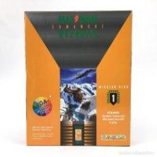 Videojuegos y Consolas: COMANCHE MAXIMUM OVERKILL / NOVALOGIC DISK JUEGO HELICOPTERO / PC COMPATIBLES IBM MS DOS DISKETTE 3½. Lote 229778525