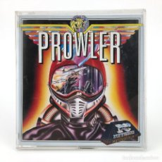 Videojuegos y Consolas: PROWLER / PILOT FIGHTER AIRCRAFT DISKETTE MS DOS FLOPPY DISK 5¼ + 3½ / PC SOFTWARE MASTERTRONIC 1988. Lote 230034850