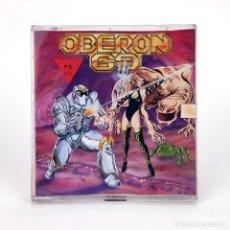 Videojuegos y Consolas: OBERON 69 G.LL DIABOLIC SOFTWARE MIA GLL RARA EDICION DE PRENSA IBM PC DISKETTE MSDOS FLOPPY DISK 5¼. Lote 230127175