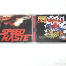 Videojuegos y Consolas: JUEGOS: SPEED HASTE + TROLLS WINDOWS PLATTFORM ARCADE RACING F1 STOCK CARS MUY BUEN ESTADO PC CD ROM. Lote 230127465