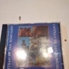 Videojuegos y Consolas: G-60 PC CDROM CASTILLO DE SAN ROMUALDO. Lote 230451300