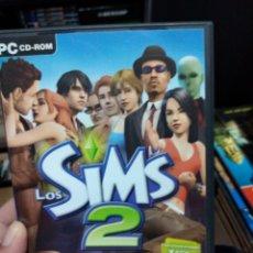 Videojuegos y Consolas: LOS SIMS 2 PC CD-ROM 4 DISCOS. Lote 231537565