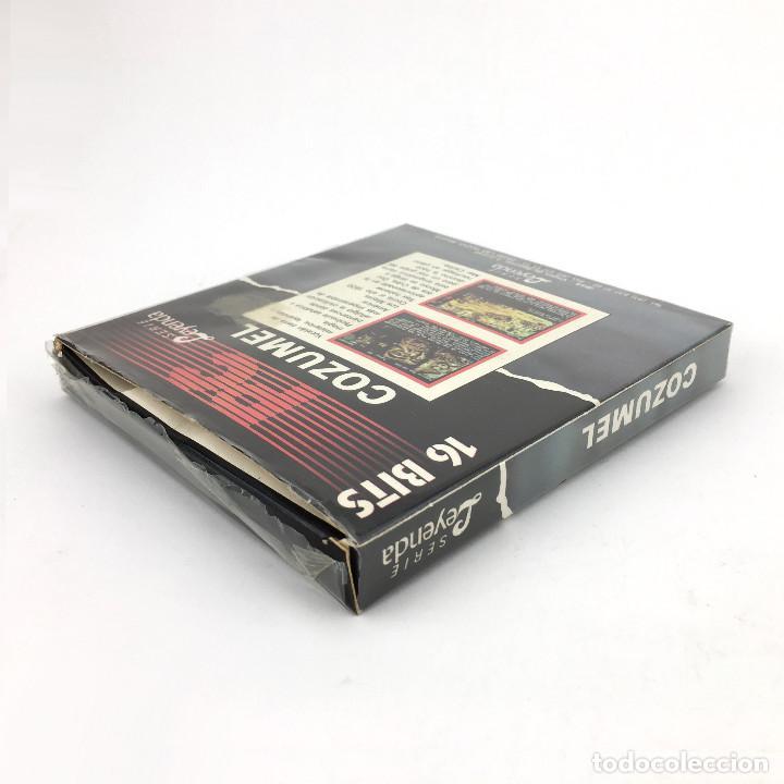 Videojuegos y Consolas: COZUMEL ADVENTURAS AD DINAMIC - CI-U-THAN TRILOGY 1 - CONVERSACIONAL DISKETTE 5 ¼ IBM MSDOS JUEGO PC - Foto 3 - 231568775