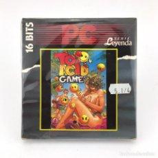 Videojuegos y Consolas: TOI ACID GAME EXCELENTE ESTADO IBER SOFT DISKETTE 5,25 DINAMIC BOLLYCAO FLOPPY DISK 5 ¼ IBM MSDOS PC. Lote 231789465