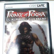 Videojuegos y Consolas: JUEGO PARA PC. PRINCE OF PERSIA. EL ALMA DEL GUERRERO. Lote 232495110