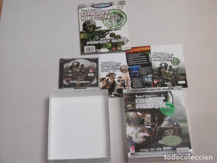PC GHOST RECON COLLECTORS PACK (Juguetes - Videojuegos y Consolas - PC)