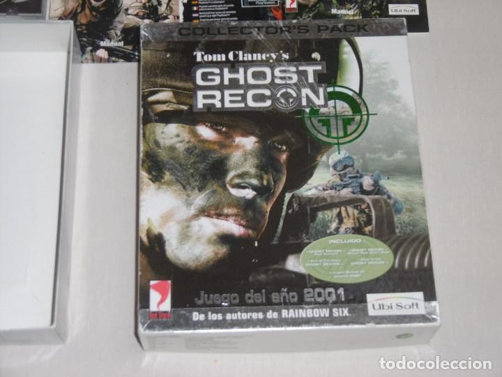 Videojuegos y Consolas: PC Ghost Recon Collectors Pack - Foto 2 - 234592025