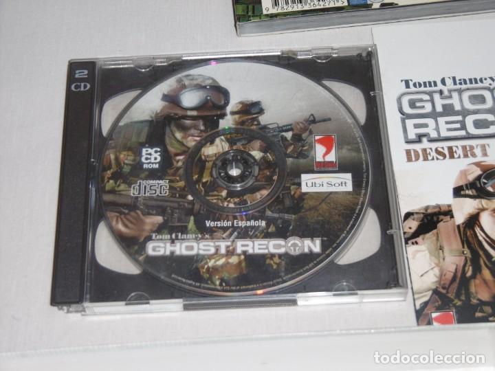Videojuegos y Consolas: PC Ghost Recon Collectors Pack - Foto 5 - 234592025
