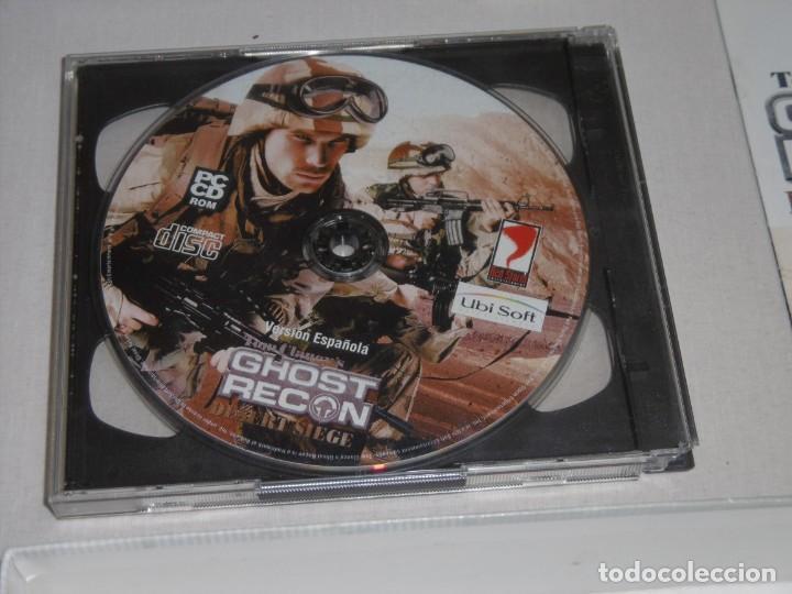 Videojuegos y Consolas: PC Ghost Recon Collectors Pack - Foto 6 - 234592025
