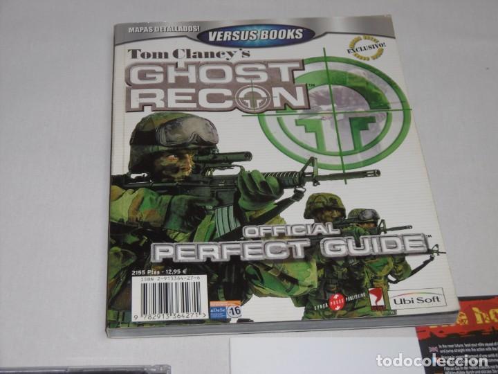 Videojuegos y Consolas: PC Ghost Recon Collectors Pack - Foto 7 - 234592025