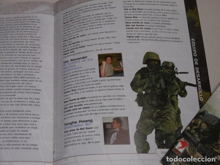 Videojuegos y Consolas: PC Ghost Recon Collectors Pack - Foto 9 - 234592025