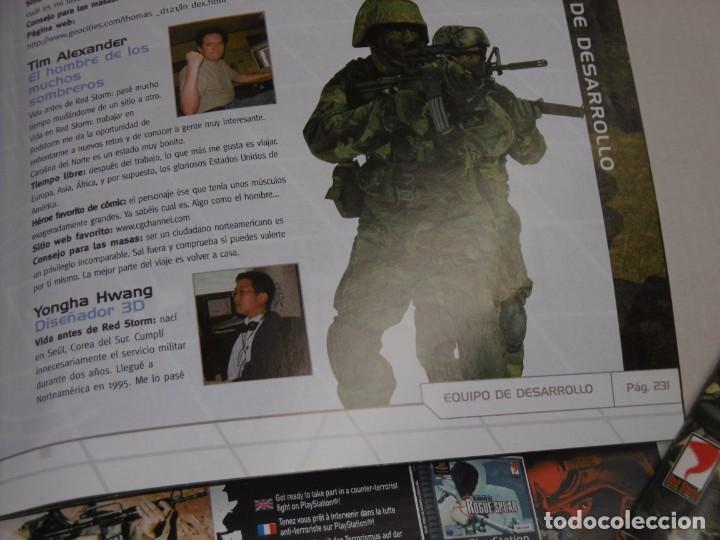 Videojuegos y Consolas: PC Ghost Recon Collectors Pack - Foto 10 - 234592025
