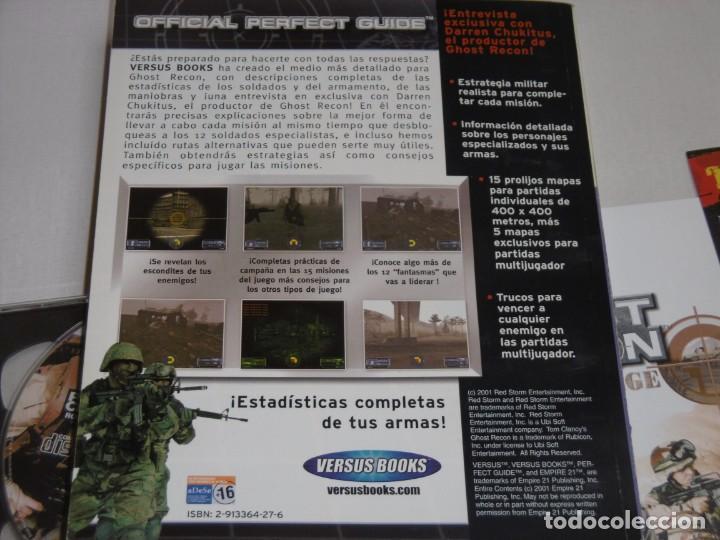 Videojuegos y Consolas: PC Ghost Recon Collectors Pack - Foto 11 - 234592025
