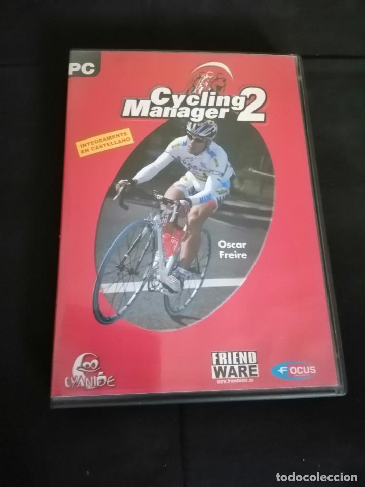 "JUEGO PARA PC ""CYCLING MANAGER 2"" (Juguetes - Videojuegos y Consolas - PC)"