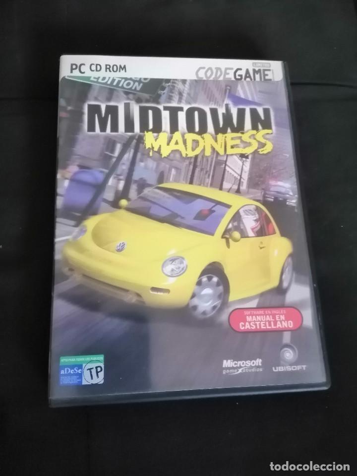 """JUEGO PARA PC """"MIDTOWN MADNESS"""" (Juguetes - Videojuegos y Consolas - PC)"""