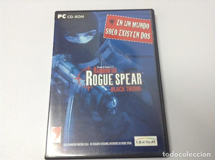 RAIBOW SIX ROGUE SPEAR BLACK THORN (Juguetes - Videojuegos y Consolas - PC)