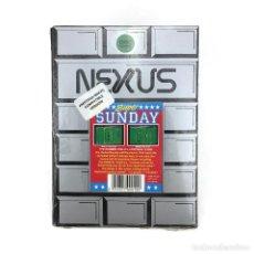 Videojuegos y Consolas: NEXUS PRECINTADO PRISM LEISURE CORPORATION FLOPPY DISK PC COMP AMSTRAD PC151W IBM MS DOS DISKETTE 5¼. Lote 236101360