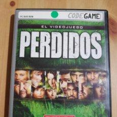 Videojuegos y Consolas: PERDIDOS. EL VIDEOJUEGO (PC / DVD ROM). Lote 236272980