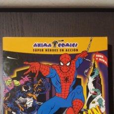 Videojuegos y Consolas: JUEGO P.C. - MARVEL COMICS SPIDER-MAN (SPIDERMAN) CARTOON MAKER - ANIMA COMICS - ANAYA. Lote 236436910