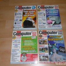 Videojuegos y Consolas: LOTE DE REVISTAS COMPUTER HOY 49 - 145 - 204 Y 210. Lote 236969930
