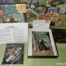 Videojuegos y Consolas: JUEGO RISE OF THE TRIAD + EXPANSION KIT EXTREME 2 CD ROM CAJA GRANDE. Lote 236970485