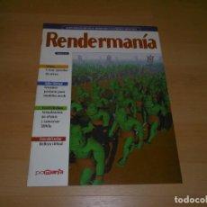 Videojuegos y Consolas: REVISTA RENDERMANÍA Nº 14. Lote 236972495