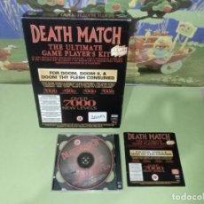 Videojuegos y Consolas: DIFÍCIL JUEGO DEATH MATCH 7000 CAJA GRANDE. Lote 236994100