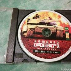 Videojuegos y Consolas: JUEGO PC ARMORED FIST 2,NOVALOGIC. Lote 237006645