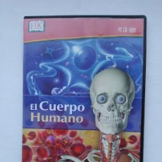 Videojuegos y Consolas: EL CUERPO HUMANO PC CD-ROM PLANETA DEAGOSTINI. TDK587. Lote 237287650