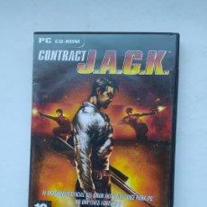 Videojuegos y Consolas: CONTRACT J.A.C.K. PC CD-ROM. SOLO INCLUYE CD Nº 2. TDK587. Lote 237288540